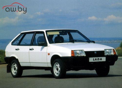 ВАЗ-2109 Спутник/Lada Samara - переднеприводный пятидверный хэтчбек Волжского...
