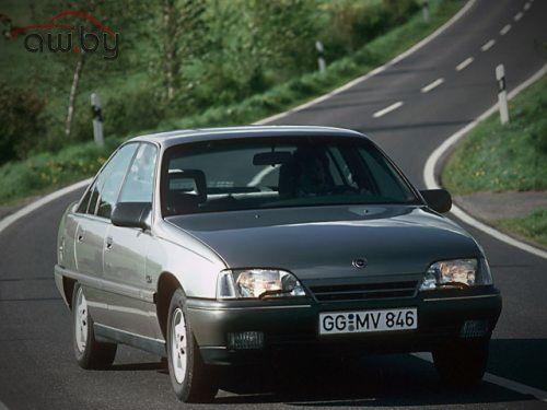 Все картинки Opel Omega.