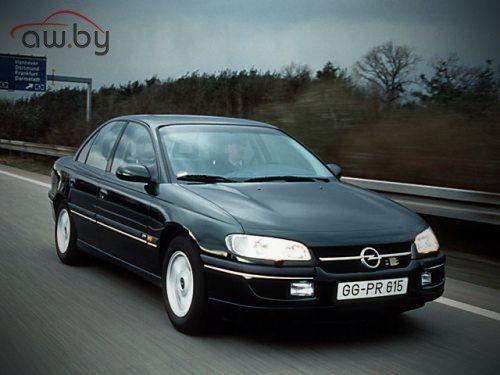 Просмотрели: 2918 раз(а). Запчасти к Opel Omega.